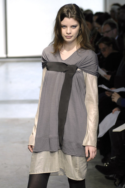 Zero + Maria Cornejo at New York Fall 2007
