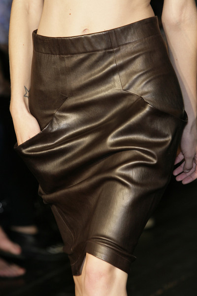 Zero + Maria Cornejo at New York Spring 2010 (Details)
