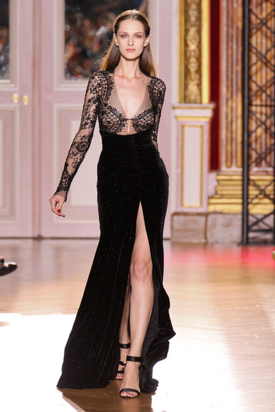 Zuhair Murad at Couture Fall 2012