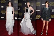 Best Dressed at the 'Star Wars' Premiere