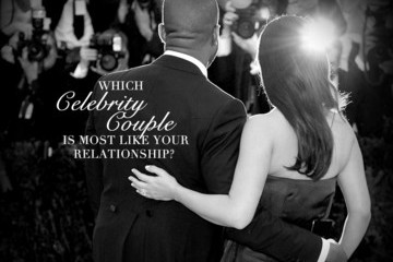 Which Celebrity Couple is Most Like Your Relationship?