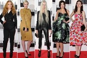 'Elle' Style Awards 2013 - Best & Worst Dressed