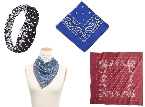Easy Outfit Upgrade: Tie A Bandana