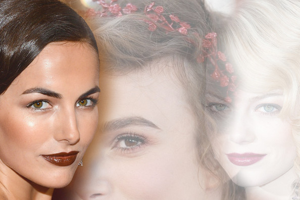 The Best Beauty Looks of 2012