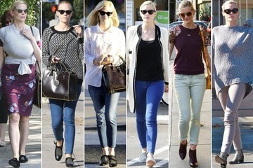 Fashion Obsession: Jaime King's Street Style