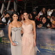 Nikki Reed and Ashley Greene  at 'The Twilight Saga: Breaking Dawn - Part 2' Premiere in Los Angeles