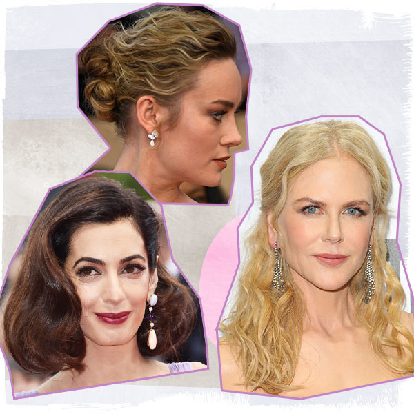 The Best Celebrity-Inspired Wedding Hairstyles You Can Copy