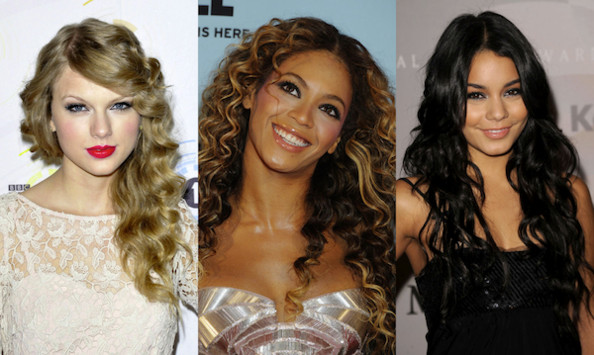 Cutest Celebrity Curly Hairstyles