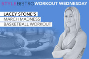 Lacey Stone's March Madness Workout