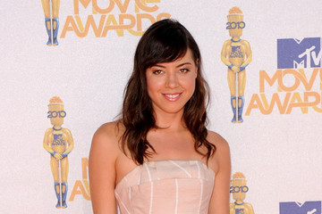 Weekend Style Inspiration from Aubrey Plaza