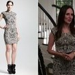 Madeleine Stowe's Jacquard Sheath Dress on 'Revenge'