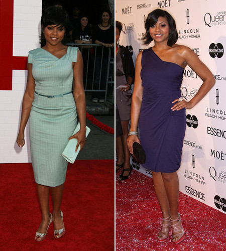 What to Wear to Tea with Taraji...