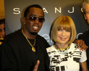 Anna Wintour, Marc Jacobs and More Are Onboard Diddy's 'Last Train to Paris'