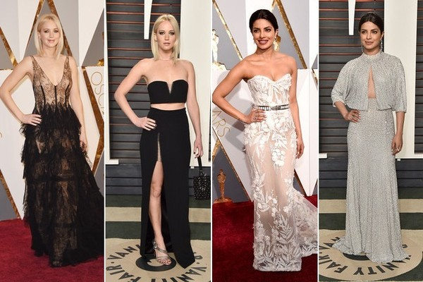 Oscars 2016: Red Carpet vs. After Party Looks
