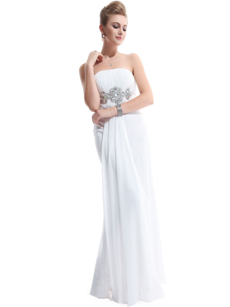 Sears ever pretty strapless dress 150 wedding dresses for Sears dresses for wedding