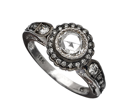 The Vintage-Inspired Ring