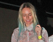 Hot or Not: Kate Bosworth's Blue Hair