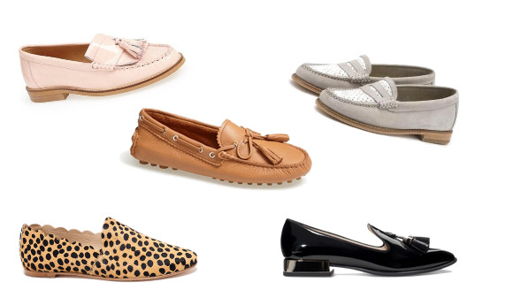 Fashion Trend Report: Loafers
