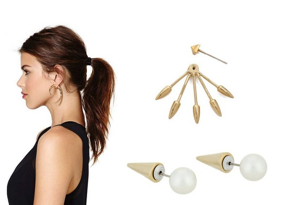 Trend To Try Double Sided Earrings