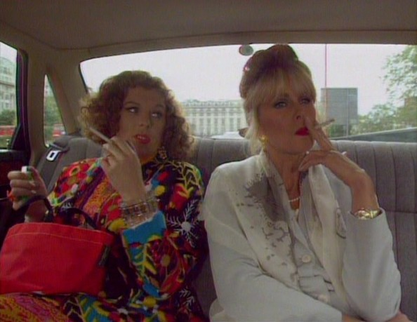 'Absolutely Fabulous' Season 1 Episode 1 - Fashion