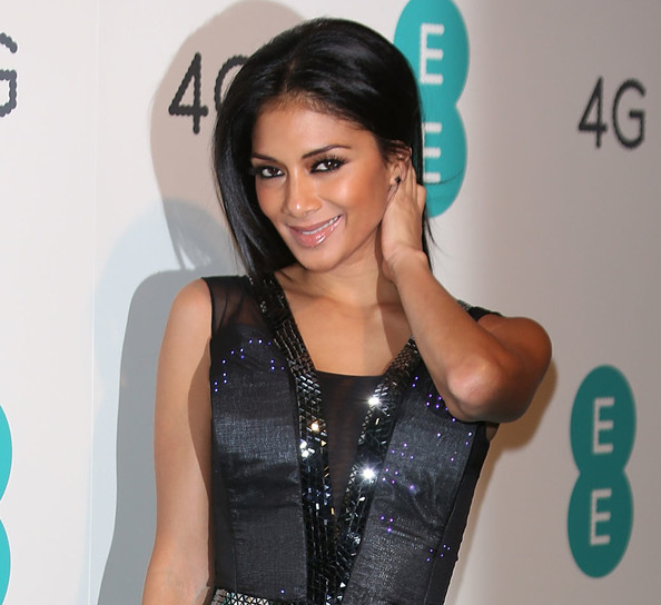 Love it or Loathe it: Nicole Scherzinger's Light-Up Live-Feed Twitter Dress