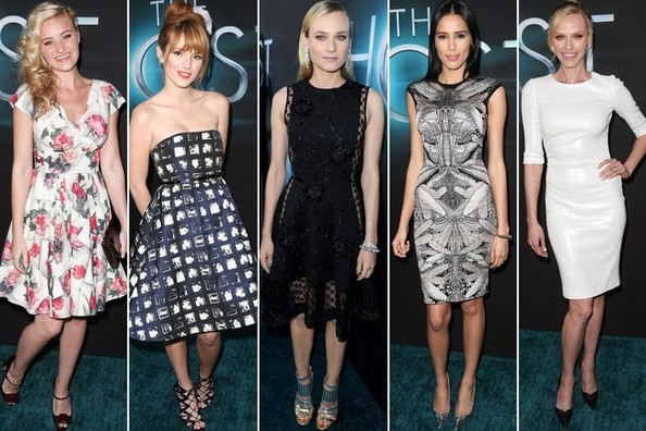 Best & Worst Dressed at 'The Host' Hollywood Premiere