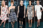 Best & Worst Dressed - 'The Host' Premiere in Hollywood