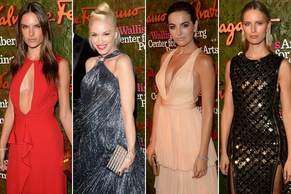The Most Jaw-Dropping Looks From the Wallis Annenberg Gala
