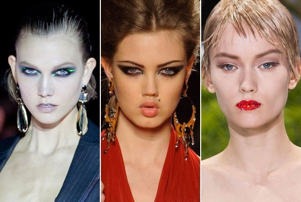Spring 2013's Best Haute Couture Hair & Beauty Looks
