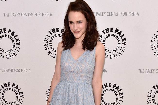 Found: Rachel Brosnahan's Lace Dress