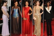 Best Dressed at the 'Skyfall' Royal World Premiere in London