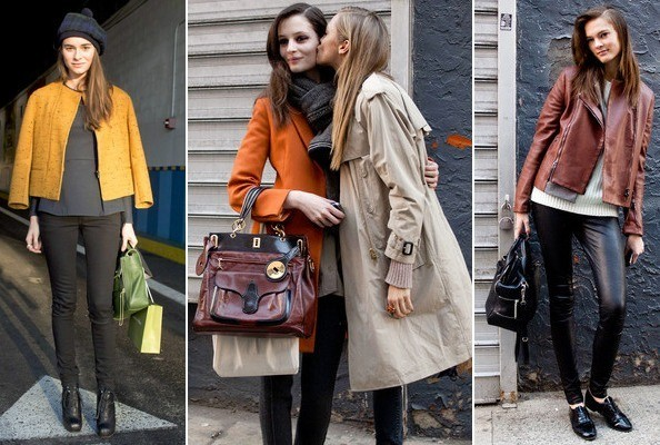 The Best Street Style at New York Fashion Week Fall 2012
