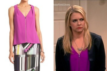 We Found Four Fashionable Tops Worn This Week on ABC Family