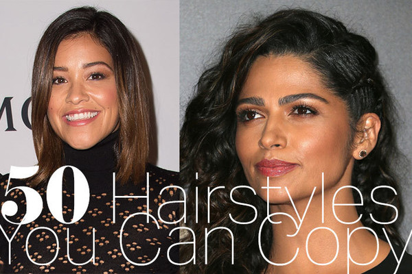 50 Celeb Hairstyles You'll Want to Copy