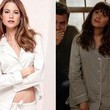 Zooey Deschanel's Comfy Pajama Set on 'New Girl'