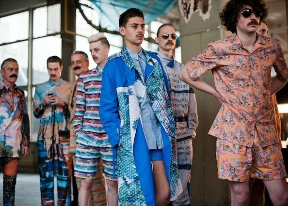 Introducing 'Hellqvist & O'Donovan,' an Ode to London Men's Week