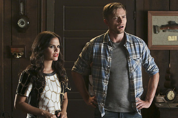 Surprise! Rachel Bilson—and Her Baby Bump—Debut on the New Season of 'Hart of Dixie'