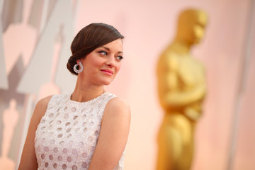 The Best Beauty Looks at the 2015 Academy Awards