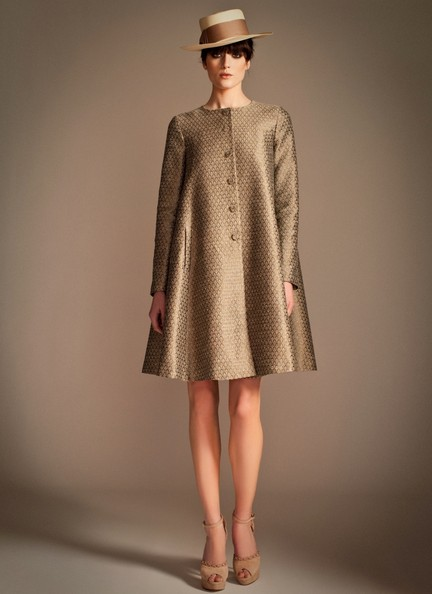 35 Gorgeous Looks from Temperley London Pre-Fall 2013