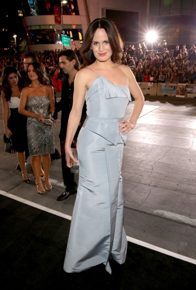 "Elizabeth Reaser at 'The Twilight Saga: Breaking Dawn - Part 2"" Premiere"