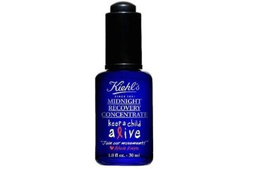 Late-Night Quick Fix: Kiehl's Midnight Recovery Concentrate