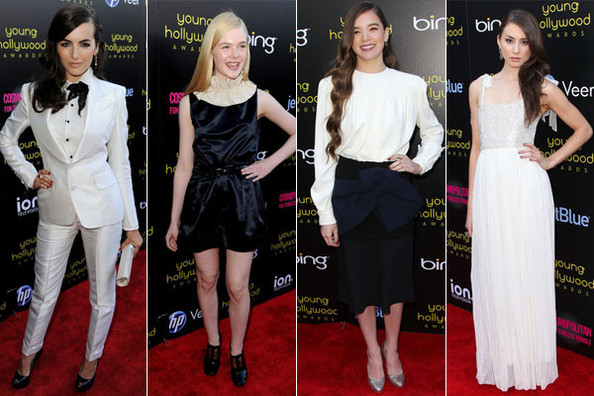 Best and Worst Dressed at the Young Hollywood Awards 2011