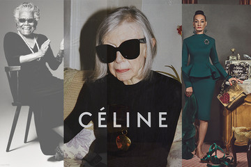 14 Fashion Campaigns That Switched Models for Iconic Women