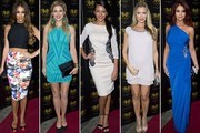 Best Dressed at the 2013 Lipsy VIP Awards Ceremony