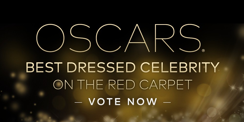 Click to vote for the best dressed celebrity at the 2015 Oscars.