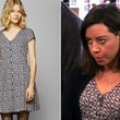 Aubrey Plaza's Floral Button-Up Dress on 'Parks and Recreation'
