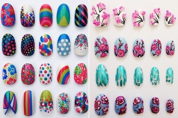 nail art by the Illustrated Nail
