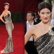 Jennifer Carpenter in Zuhair Murad