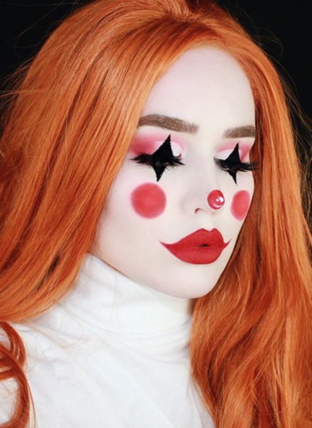 Halloween Makeup That's Scary Good