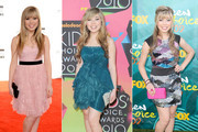 Jennette McCurdy's Feminine Red Carpet Style